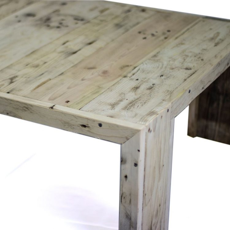 Mesa dispar - Detalle